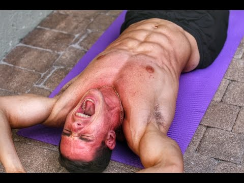 Intense Home Six Pack Ab Workout - ONLY 5 Minutes Long | Brendan Meyers
