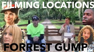 Filming Locations - Forrest Gump 25 years later - East Coast Adventure Finale