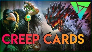 Artifact Guide #4: Creeps & Creature Cards (Dota2 Card Game)
