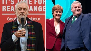 video: Jeremy Corbyn suggests Trident could be up for negotiation in coalition deal with the SNP