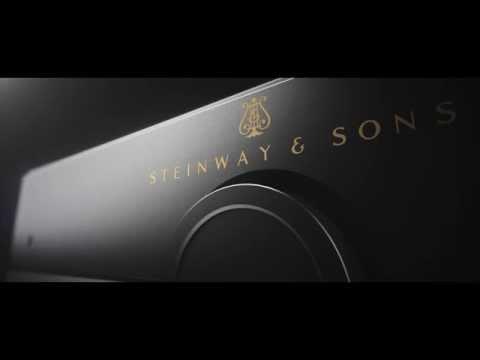 Steinway Lyngdorf Model P200 Ultimate Surround Sound Processor