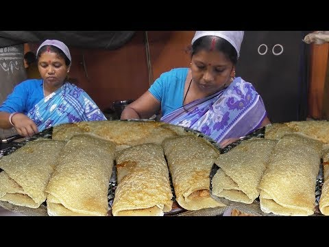 Traditional Bengali Food Selling at Food Festival | Street Food Loves You Present