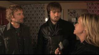 Stop 'N Chat with Dierks Bentley & Eric Church- Academy of Country Music
