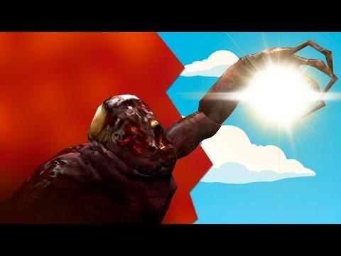 СМЕРТЬ И РАДОСТЬ (Gmod: Deathrun)