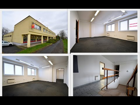 Video z << Pronájem prostoru kanceláří, 58 m2, Lovosice >>