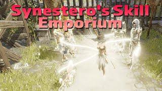Synestero's Skill Emporium