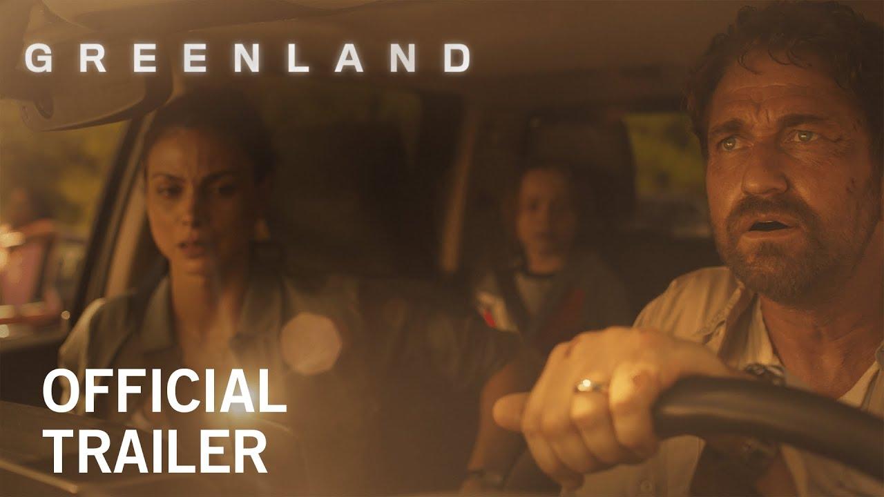 Новый трейлер фильма-катастрофы «Гренландия»