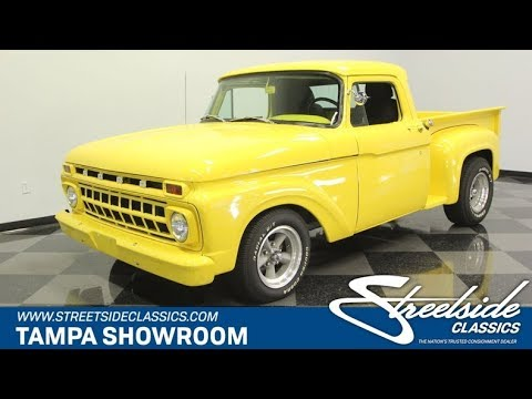 Video of '65 F100 - PQMX