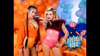 Te Quedaste Solo - Fanny Lu feat. Farina (Video)