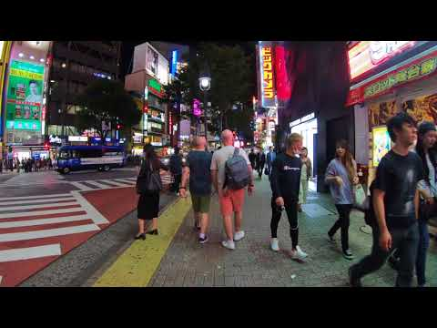 GoPro HERO6で夜の繁華街をきれいに撮る方法