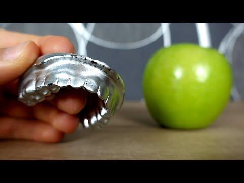 Wie kiwi und dem Apfel abzumagern