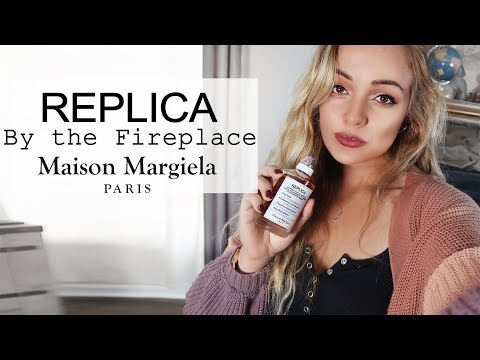 Maison Margiela Replica By The Fireplace Perfume Review