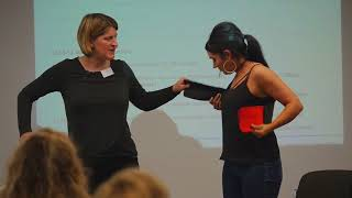 Chest Clearance Techniques (Bronchiectasis) - A Practical Session