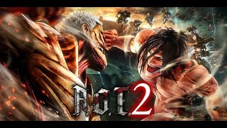 Attack on titan 2 - OST - The cause of the anxiety