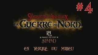 preview picture of video 'Le seigneur des anneaux-La Guerre du Nord   Fun, bug et Jesus ! Playthrough #4'