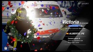 🚩Gran Turismo SPORT Online🚩 Road to Trophy, Record de victorias, 25 Victorias, C.B. Porsche 911 RSR