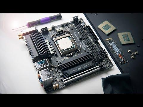 Best ITX Board for 9900K - ASRock Z390 Phantom ITX Tested