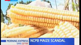 NCPB Maize scandal:Many farmers yet to get their due