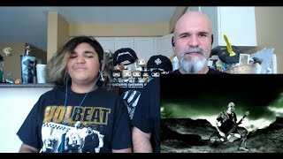 Dream Evil - The Book of Heavy Metal REACTION!!!