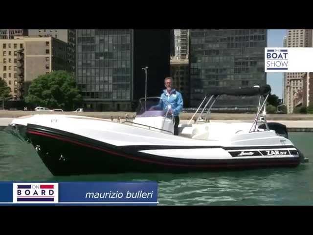 [ENG] FORMENTI ZAR  57 Welldeck - Review - The Boat Show