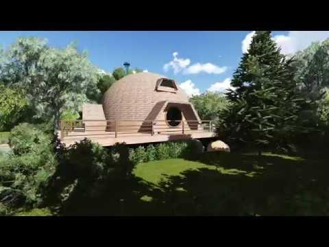 Баня – купол