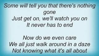 Anouk - Daze Lyrics