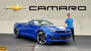 2020 Chevy Camaro SS // New Face... But is it the BEST Muscle Car??