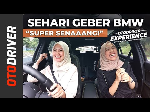 Otodriver Experience   Supported by BMW Indonesia