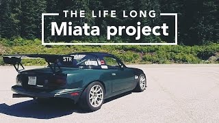 Car Life: The Life Long Miata Project – SingularEntity.com
