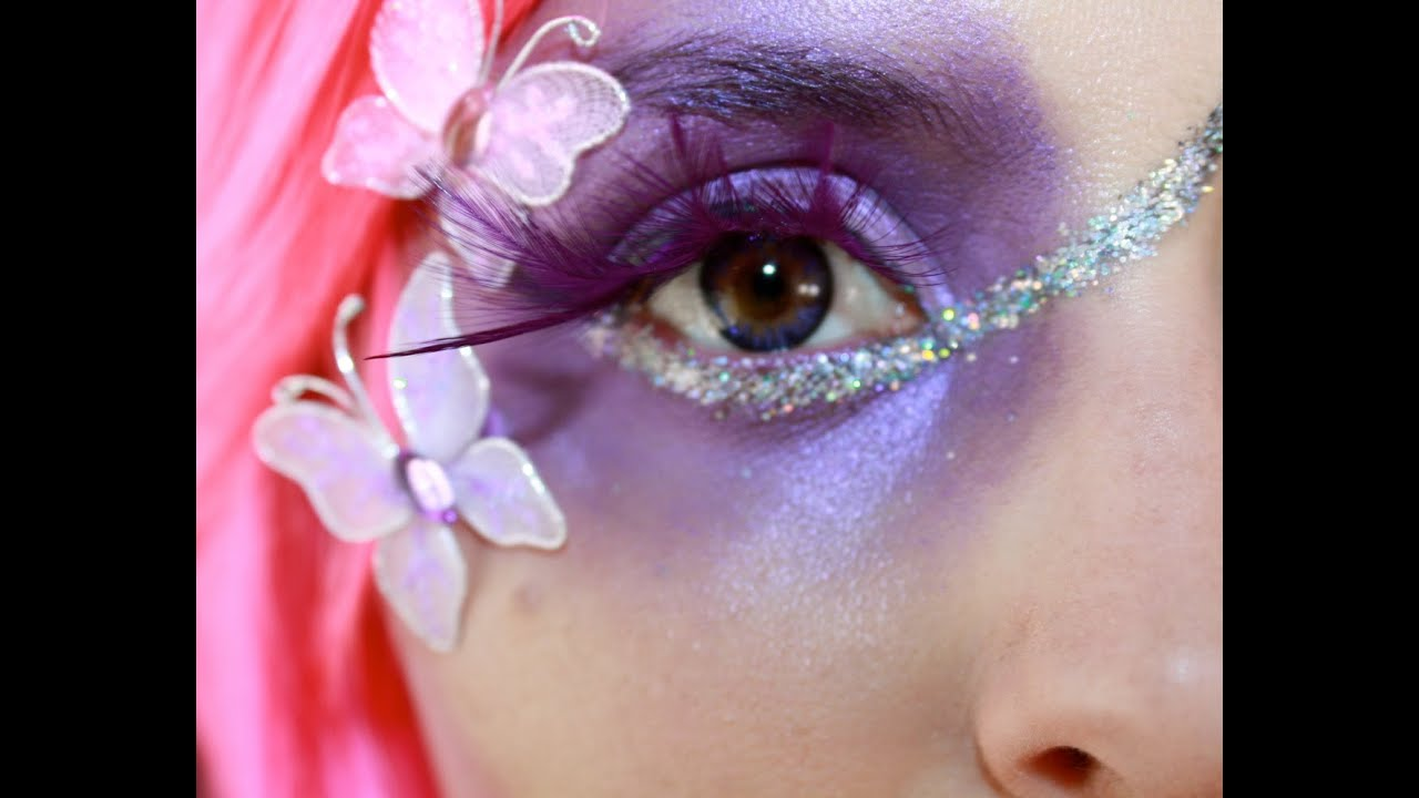 Night Fairy ★ Diventare una Fatina della Notte ★ Make-up Tutorial