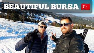 Bursa Day Trip: Uludag Mountain, Turkish Food, Snow And More 2021