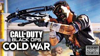 Unlocking the New CROSSBOW 😐 R1 Shadow Hunter Gameplay | BLACK OPS COLD WAR