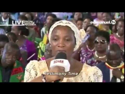 The life of Denise William with TB Joshua - смотреть онлайн