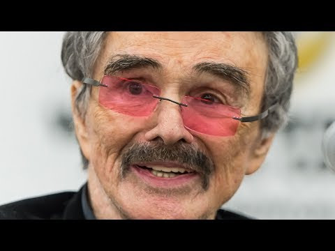 The Real Reason You Don't Hear From Burt Reynolds Anymore