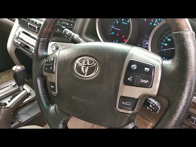 Toyota Land Cruiser AX G Selection 2008 for Sale in Lahore