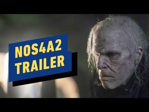 NOS4A2 Official Trailer - WonderCon 2019