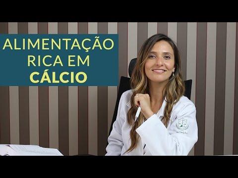 Imagem ilustrativa do vídeo: Alimentação rica em CÁLCIO