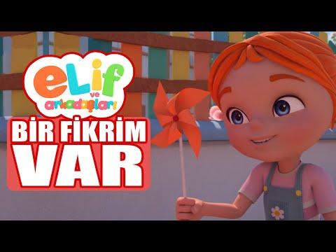 Elif ve Arkadaşları - Bölüm 34 - Bir Fikrim Var - TRT Çocuk
