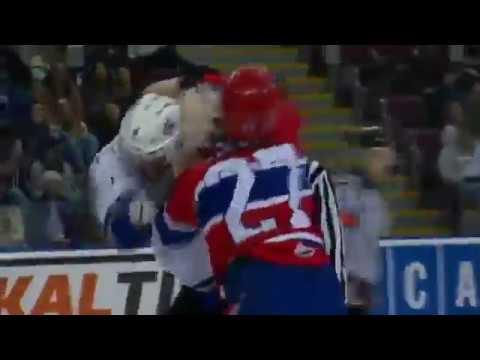 Riley McKay vs Jeremy Masella