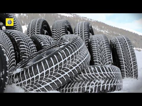 TCS-Test: Winterreifen 2015