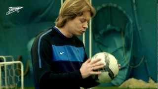 Академия футбола. Урок №1. Жонглирование мячом