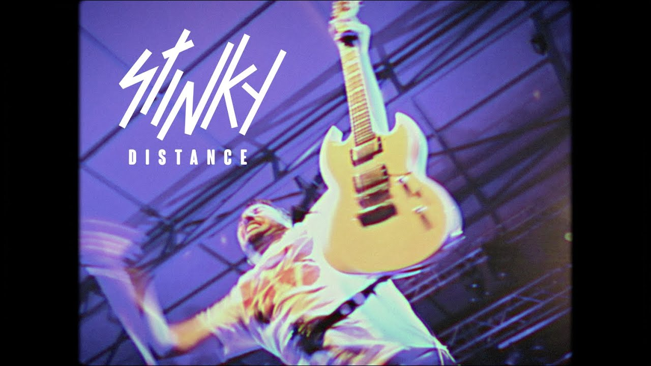 STINKY - Distance