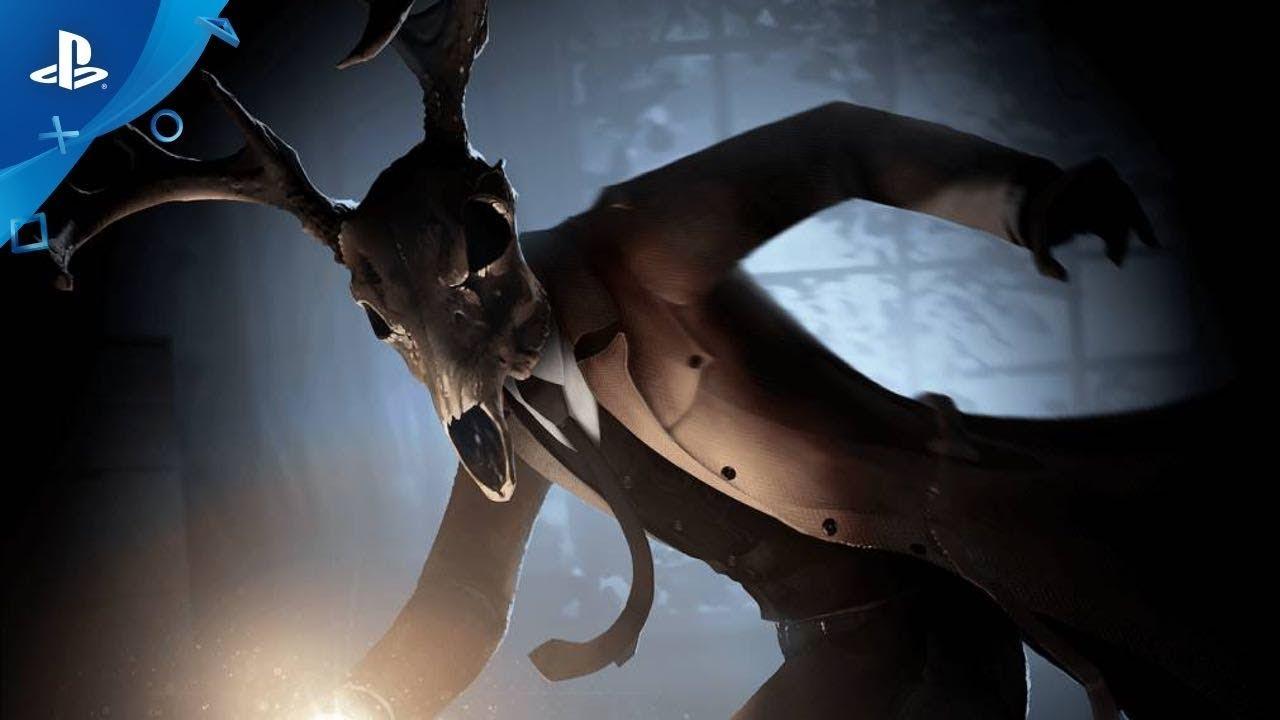 Intruders: Hide and Seek será compatible con 3dRudder para PlayStation VR