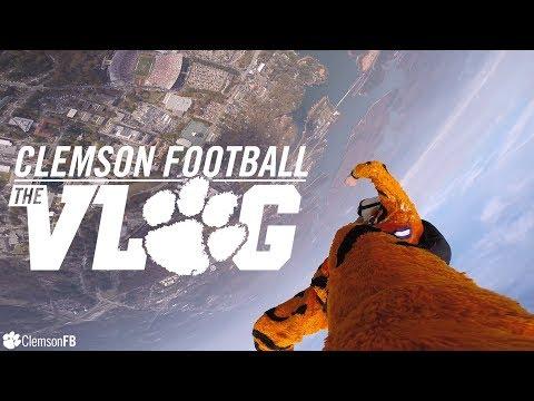 Clemson Football || The Vlog (Ep 13)