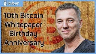 Анонс 10th Bitcoin Whitepaper Birthday Anniversary с Егором Бугаенко, 30-31 октября 2018, Тбилиси