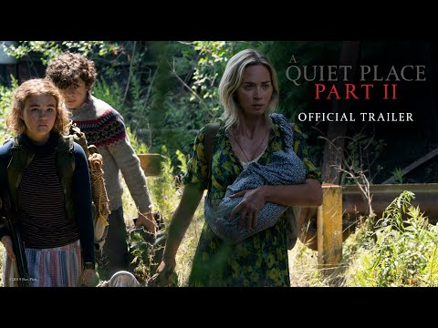 A Quiet Place Part II (International Trailer)
