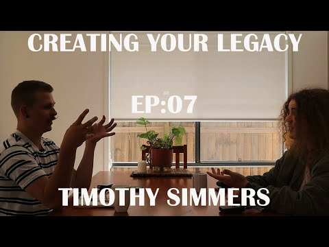 Timothy Sabbath: Finding Happiness In Yourself/EP:07