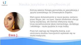 Ewa J. presentation