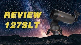 Celestron NexStar 127SLT Computerized Telescope Review 2018