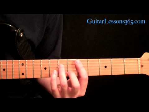 Play ii-V-I Chord Progressions Easily Through All Major Keys Guitar Lesson - Jazz - Rock